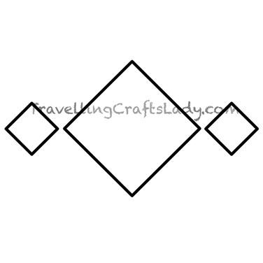 Diamonds graphic