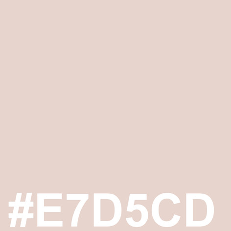 #E7D5CD