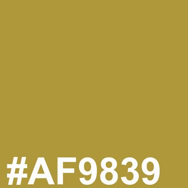 Dirty Blond #AF9839