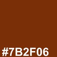 Darker orange #7B2F06