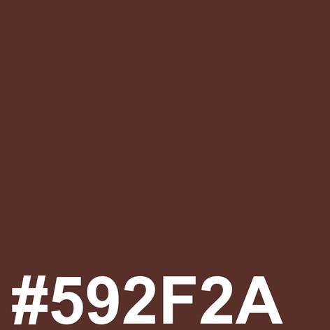 #592F2A