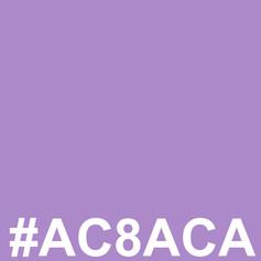 Light purple #AC8ACA