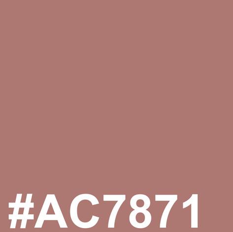 #AC7871