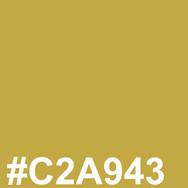Blond #C2A943