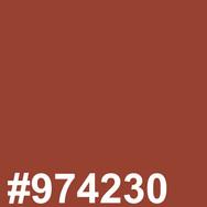 Light brown #974230