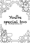 Aug 2020 - Youre Special Too