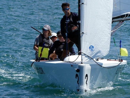 NZ Match Racing Nationals 2018