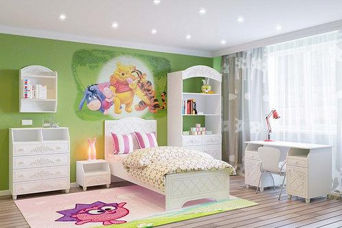 """Кровать 1 спальная """"Соня премиум"""""""