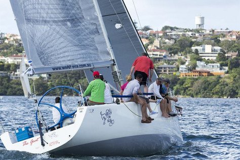 Rolex Sydney Hobart Yacht Race Preview