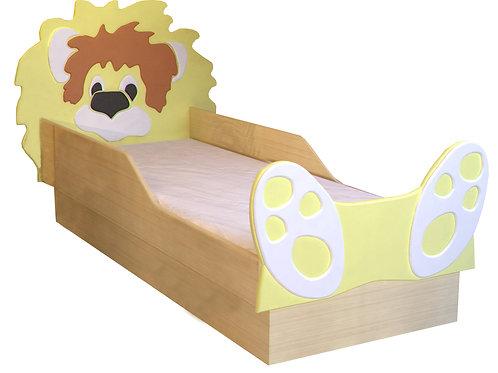 Детская кровать Львенок