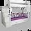 """Thumbnail: кровать 2-х ярусная универсальная со сплошным ограждением и ящиком  """"Классика"""""""