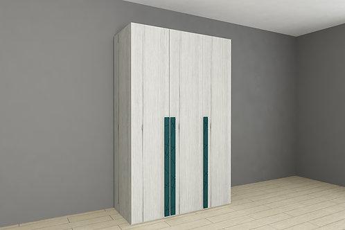 Шкаф 3-х створчатый Ньютон
