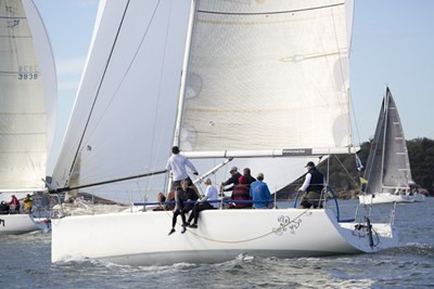 My first 'real' ocean race
