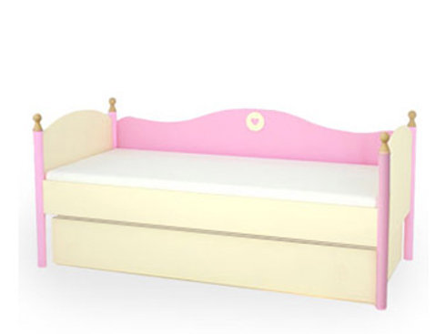 """Кроватка нижняя """"Принцесса"""""""
