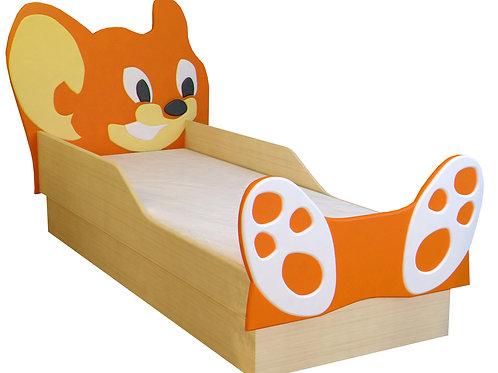 Детская кровать Мышонок