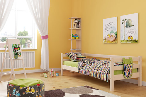 Кровать «Соня» с задней защитой.
