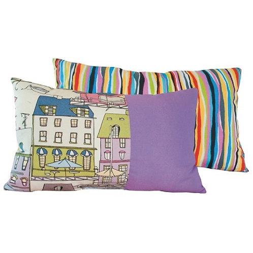 Малая подушка 35*60 см текстиль к серии «Соня»