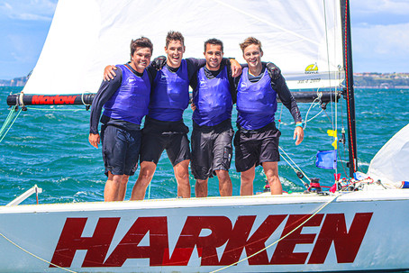 2020 Harken Youth International Champions