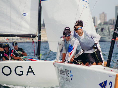 Victorian Youth Sailor of the Year