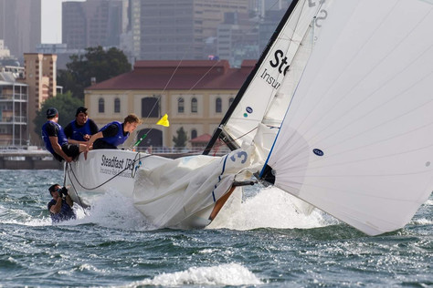 Australian Youth Matching Racing Champions