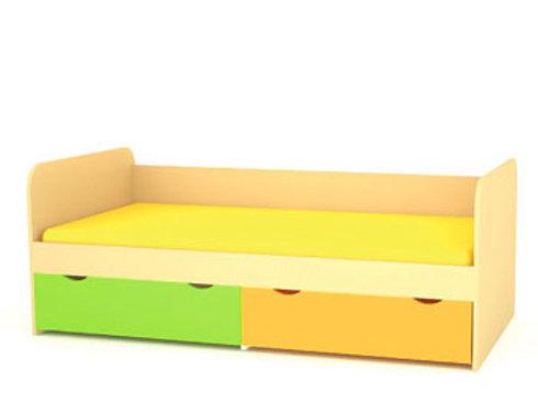 """Кровать нижняя """"Выше радуги"""""""