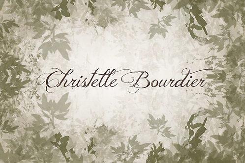 Commande Christelle B