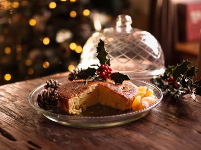 Gâteau d'Hiver à la Clémentine