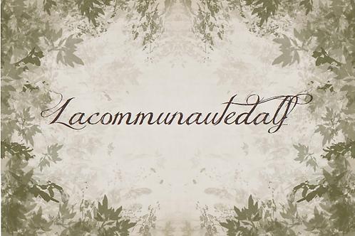 Commande Lacommunautedalf