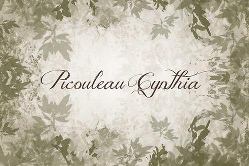 Commande Picouleau Cynthia