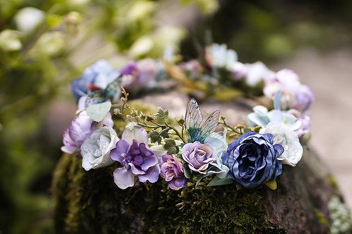 Pensée Sauvage - Couronne de Fleurs