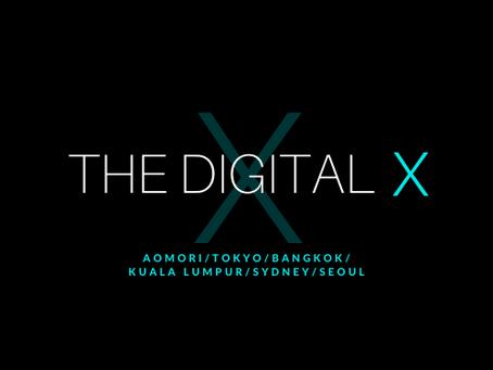 The Digital X (ザ・デジタル エックス)起業にあたり
