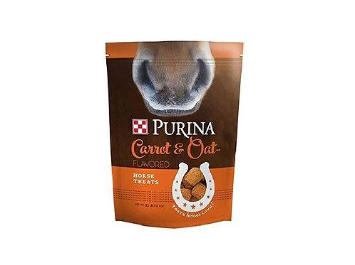 Purina Carrot & Oat Crunchy Horse Cookie Treats