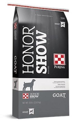 Purina Honor Show Goat Feed