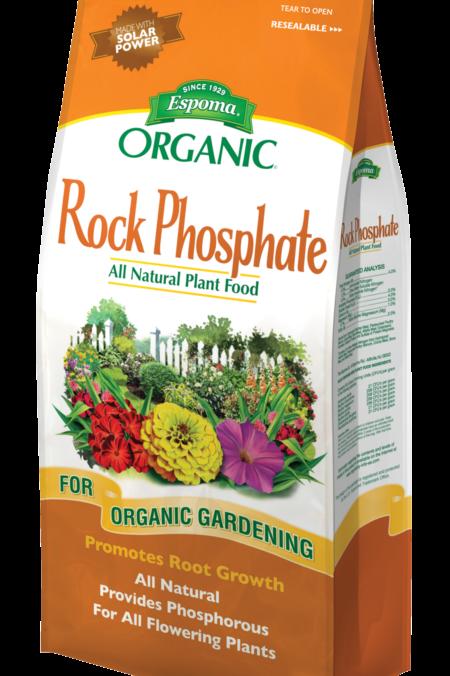 Espoma Organic Rock Phosphate