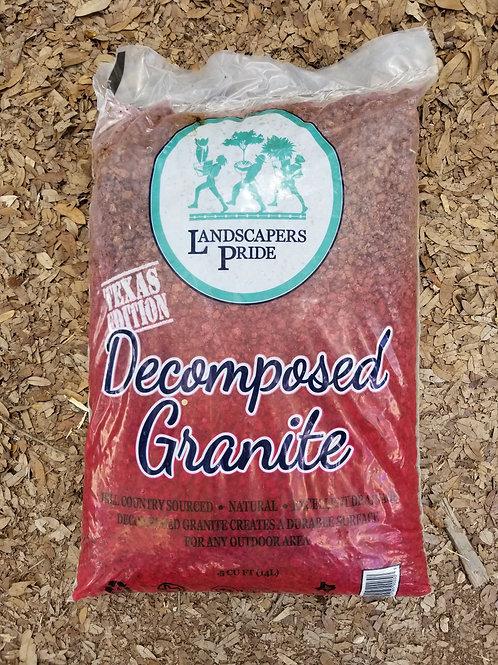 Lanscapers Pride Decomposed Granite