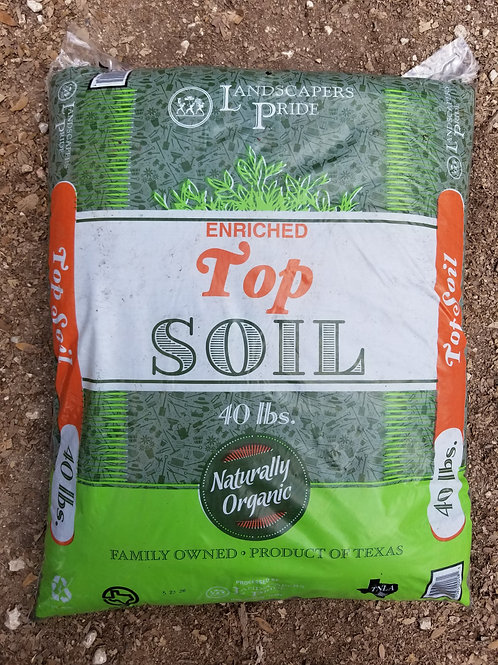Landscapers Pride Enriched Top Soil