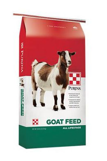 Purina Goat Chow (Feed)