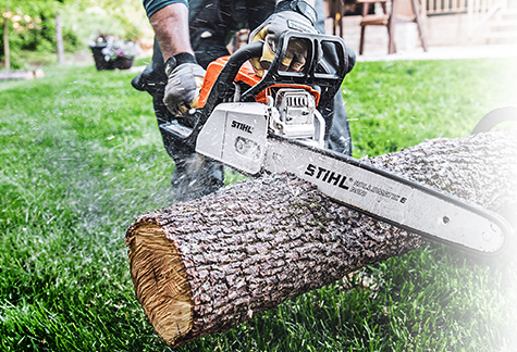 Stihl & Echo Outdoor Equipment
