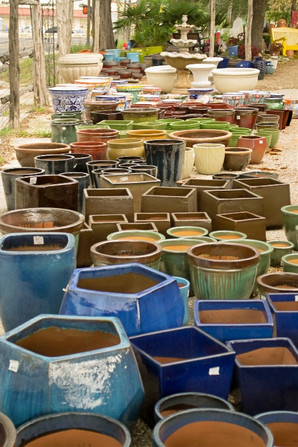 Pottery Selection