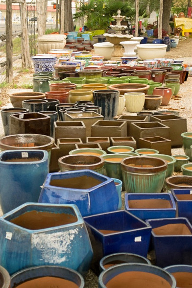 Pottery Selection