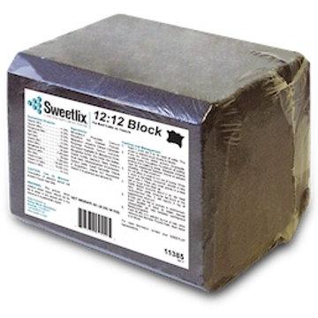 Sweetlix Southwest 12:12 Mineral Pressed Block - 40 lb