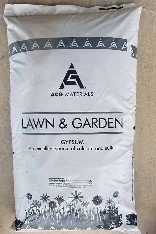 ACG Minerals Lawn and Garden Gypsum