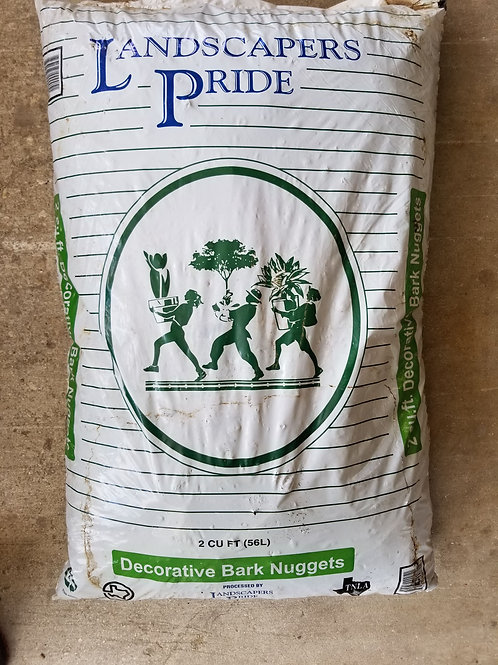 Landscapers Pride Decorative Bark Nuggets