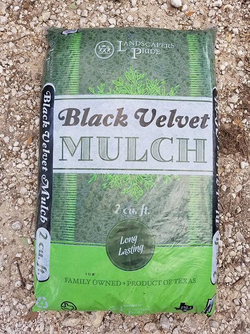 Landscapers Pride Black Velvet Mulch