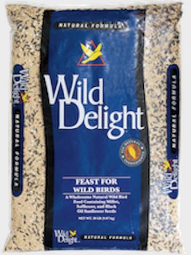 Wild Delight Feast For Outdoor Birds 20 lbs.