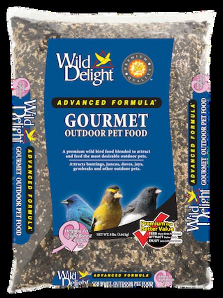 Wild Delight Gourmet Outdoor Pet Food 8 lbs.