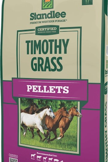 Standlee Premium Orchard Grass Pellets