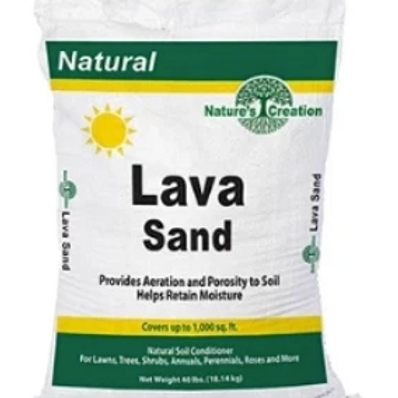 Nature's Creation Lava Sand