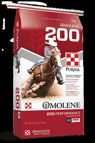 Purina Omolene #200 Performance Horse Feed