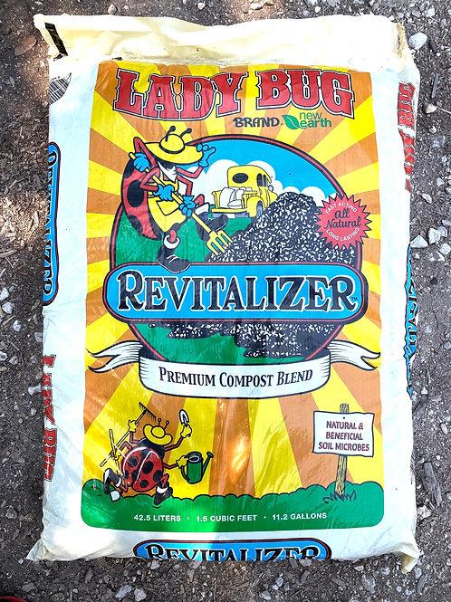 Lady Bug Soil Revitalizer